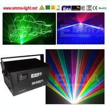 5w 3d Colorful laser light disco laser light purple animation laser show