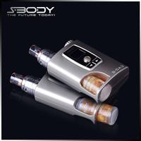 S-BODY cool vaporizer 2015 S-CA3 18650 double coils RDA vaporizer 50 watt mod