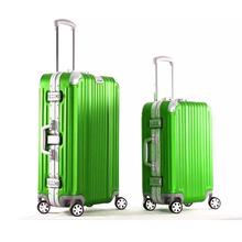 Aluminium Self Weighing Suitcase