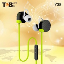 Factory direct sale Wireless Communication and Bluetooth,Waterproof,Noise Cancelling,Microphone Function earphone