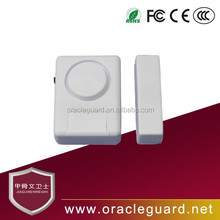 JGW-MC2 window and door magnetic alarm/wireless smart alarm for private house
