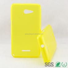 100% Eco-friendly phone case mobile phone silicon case for Sony E4 G E2003