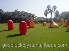 Inflatable Outdoor Laser Tag Arena - 18 Piece Terrain Set