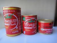 High lycopene 800g Tinned & canned tomato paste cold break