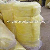 Glass wool insulation bats