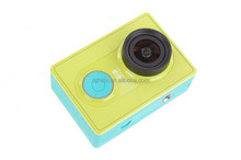 16MP Highly Cost-efficient Ambarella A7LS 1080P@60FPS Xiaomi YI WiFi Action Camera with Bluetooth 4.0 Versus SJCAM SJ5000 PLUS