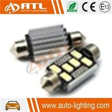 Super bright festoon led c5w, auto led dome light, auto led lights
