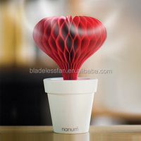NEW! Non electric bacteria free desktop air humidifier hot selling in 2015