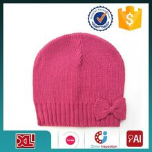 Wholesale New Stylish OEM Design children knitted hat with competitive offer