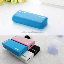 Power Bank New Product High Capacity Portable Power Bank wallet design mini