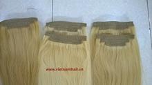 High quality Flip in 100% remy virgin Vietnam hair