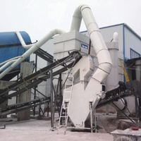 High quality sand dust air classifier for sale