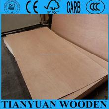 6.0mm bintangor plywood poplar core,bintangor plyboard 6mm