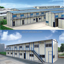 Steel structure , low cost and easy installed prefabricated light steel house