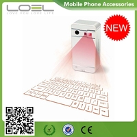 Innovative Portable Wireless Bluetooth Laser Virtual keyboard for Ipad Iphone Tablet PC Bluetooth Keyboard Wireless Speaker