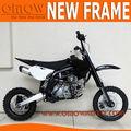 o mais novo design italiano 150cc pit bike