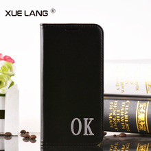 For Samsung Galaxy S3 Mini i8190 Leather case with Card Slots,case for Samsung Galaxy S3