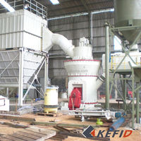 Cement grinding station process flow diagram, vertical mill, medium speed mill principle of work