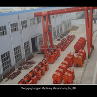 Hot selling PCB manufacturing equipment for brick maker machine durability hammer crusher price