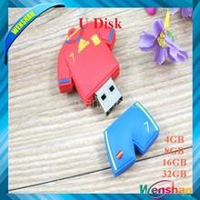 custom designs plastic usb pen drive,mini coat shape usb flash driver 4gb