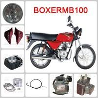 BAJAJ BOXER MB100 husqvarna chainsaw spare parts & rxz parts & cafe racer & fender