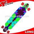 crianças e adultos pintail longboard skate barato
