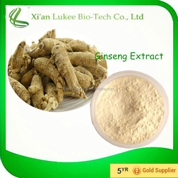 Water Soluble Panax Ginseng Korean Red Ginseng Extract/ Panax Ginseng C.A.Meyer