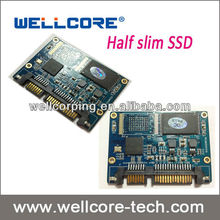 Wellcore Industrail Internal Solid State Drive ssd 64gb Half slim SATA