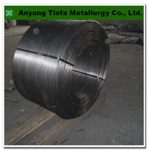 Mineral resources deoxidizer Carbon cored wire