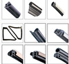 Custom rubber seal strip for door&window fireproof rubber seal strip