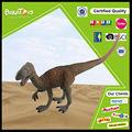divertido al por mayor de productos para los niños de plástico los juguetes de dinosaurios