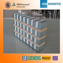 ISO/TS 16949 Certificated Customized Super Strong Neodymium Magnet N35-N52(M,H,SH,UH,EH)