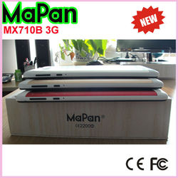 cheapest 3g sim card tablet pc/MaPan 7 inch tablet pc with sim card slot/ tablet pc with phone call function