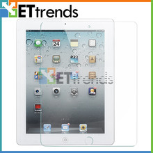 Alibaba wholesale 9H for iPad 4 mirror screen protector