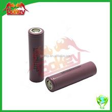 High Drain Li-ion IMR 18650 Cells Battery LG MG1 2900Mah for Ecigarette Factory Price