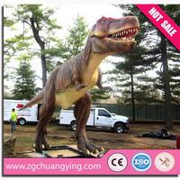 theme park exhibition equipment 7 meters dinosaur