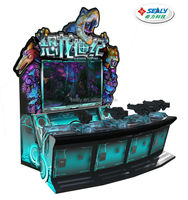 2015 Coin Operated 3D 55 Inch LCD Video Amusement Redemption Video Lottery Tickets Game Machine