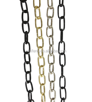 factory selling iron welded link chain galvanized link chain