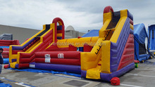 Inflatable sport games/Inflatable Battle Zone