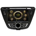 LSQ STAR de la radio del coche la unidad principal para hyundai elantra 2014 con gps de navegación al por mayor