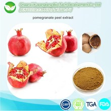 professional manufacture pomegranate peel extract for Anti-cancer