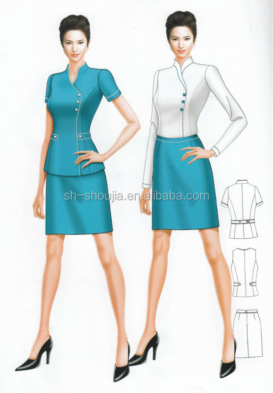 casual office uniform ladies office uniform girls business suit