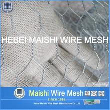 galvanized & pvc coated chicken coop hexagonal wire mesh