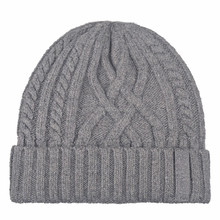 2015 Wholesale Customized wool & acrylic knitted cool jacquard winter beanie hats for men boys
