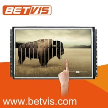 Dedicated Android 20 inch touch screen lcd ad monitor