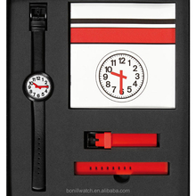 Top Quality All Gift Set Pure Time Custom Made Watches for young