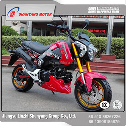 hot sale 110cc gas motorcycle for kids