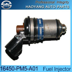 China Auto Parts Supply Japanese car 1991 1.5L 16450-PM5-A01 New and Original Denso Fuel Injector