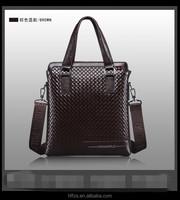 HFR-Y50 2015 new hot real leather business men shoulder handbag trade shows