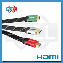 China factory high speed 1.4 verison hdmi cable computer to tv with 1080P